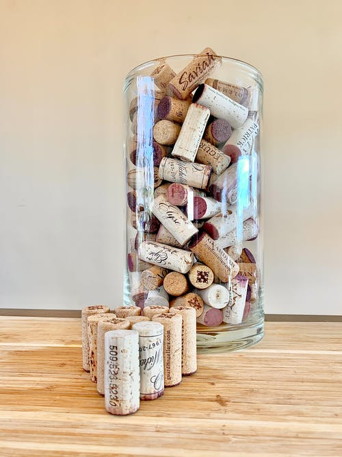 Free stock photo of beije, cork, wine cork