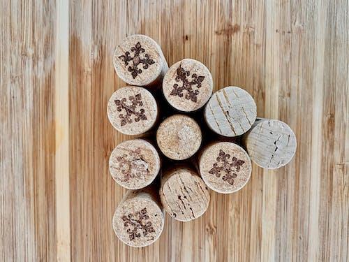 Free stock photo of beige, cork