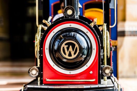 Focus Photography of Toy Train