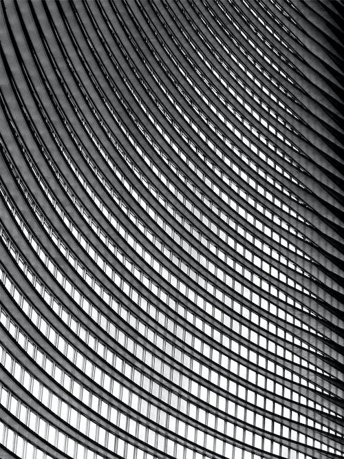คลังภาพถ่ายฟรี ของ การก่อสร้าง, การแสดงออก, ขาวดำ
