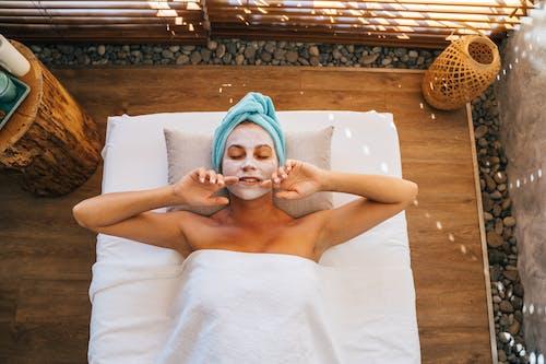 Immagine gratuita di aromaterapia, asciugamano, assistenza sanitaria, attenzione