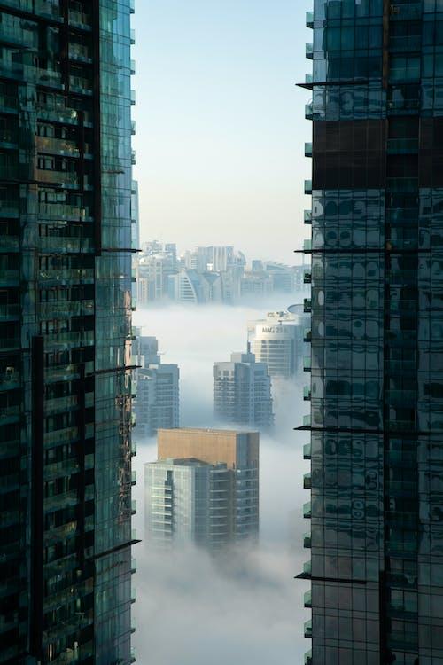 Бесплатное стоковое фото с skyscapers, александр пасарич, архитектура