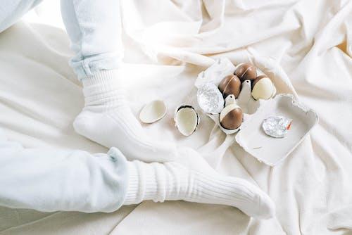Gratis stockfoto met bed, binnen, binnenshuis, bruid