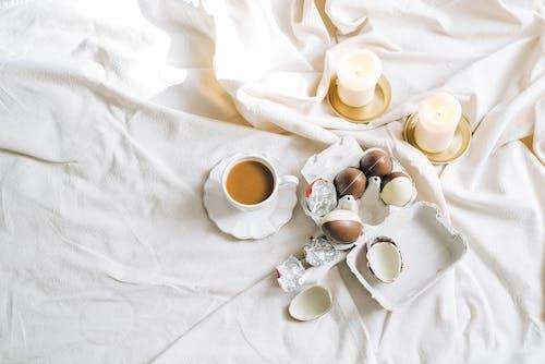 Gratis stockfoto met bed, bruiloft, charmant, chique