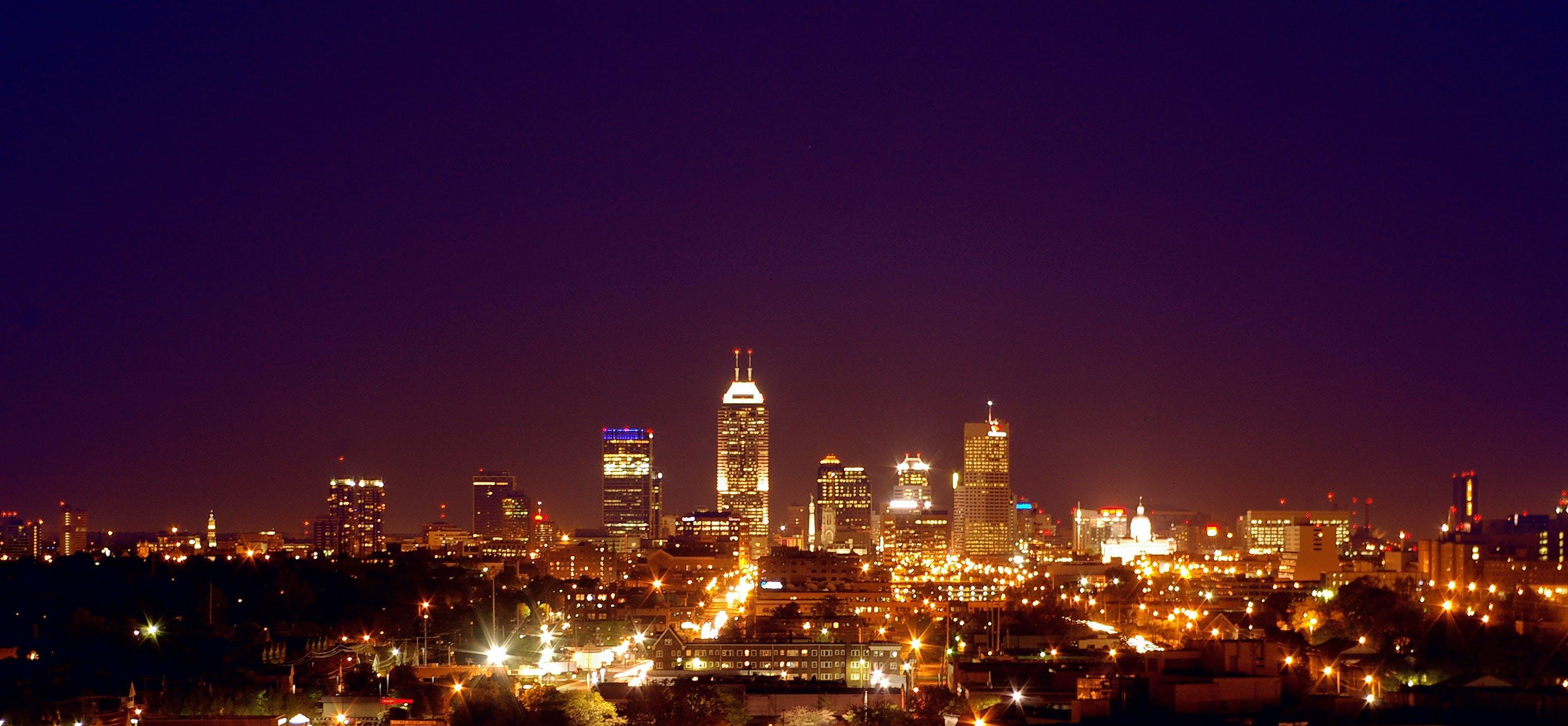 地標, 城市, 塔樓, 天空 的