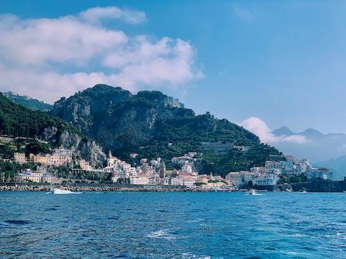 Free stock photo of amalfi, amalfi coast, architectural design