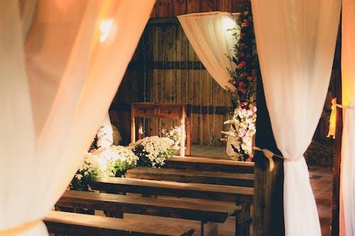 Free stock photo of marriage, Wedding Setup