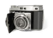 camera, vintage, analog camera