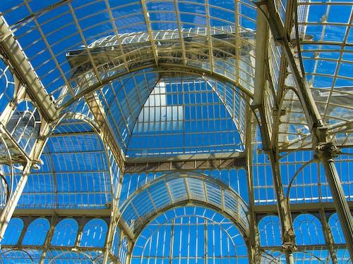 Безкоштовне стокове фото на тему «архітектура, відображення, небо, площині скла»