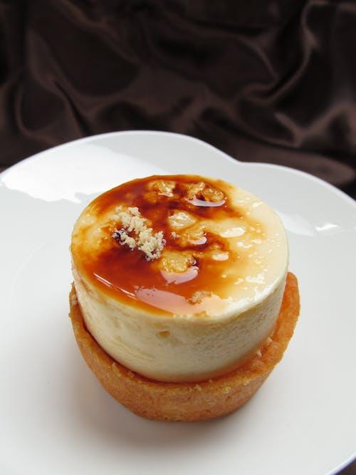 Бесплатное стоковое фото с еда, сладости, снимок крупным планом, тарелка