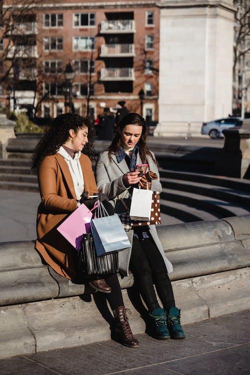 açık hava, akıllı telefon, alıcı içeren Ücretsiz stok fotoğraf