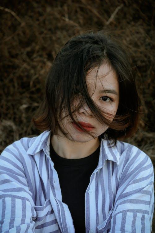 Безкоштовне стокове фото на тему «loifotos, азіатська дівчина, волосина, волосся»