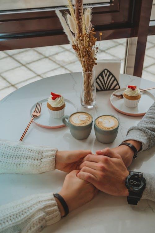 Δωρεάν στοκ φωτογραφιών με bonding, cafe, cupcake