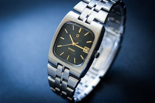 Free stock photo of constellation, omega, vintage watch