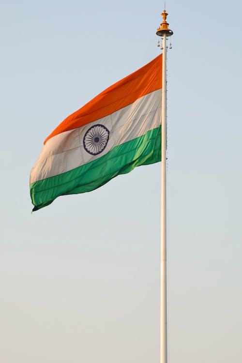 インド, インドの旗, インド人の無料の写真素材