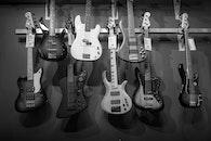 black-and-white, music, design