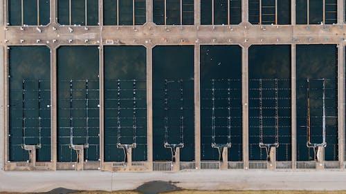 Fotos de stock gratuitas de aéreo, agricultura, agua