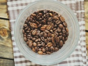 caffeine, coffee, coffee beans