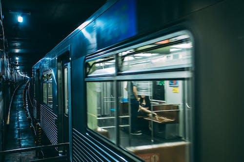 Kostnadsfri bild av kollektivtrafik, människor, metro, modern