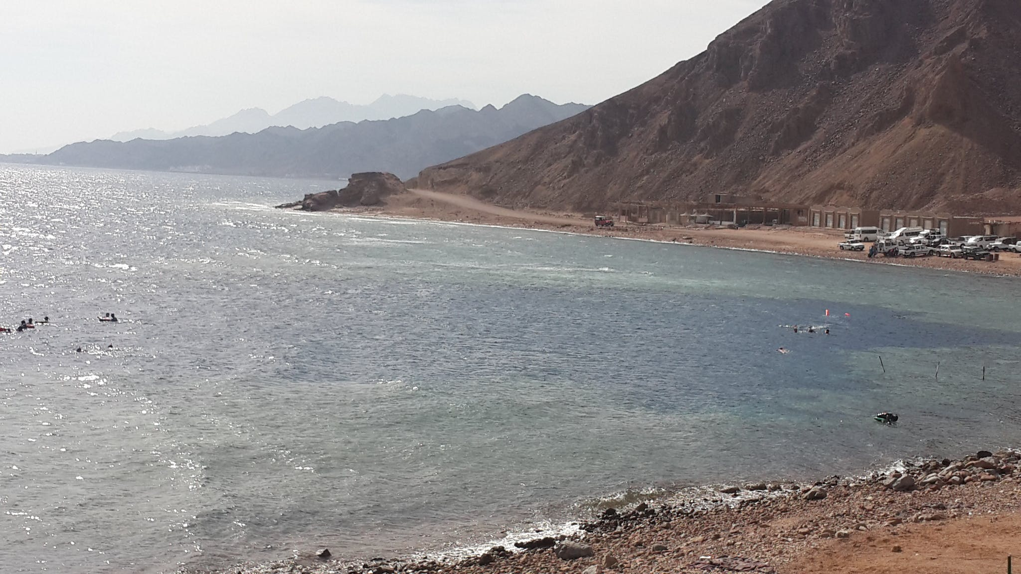 Free stock photo of blue hole in Dahab Egypt