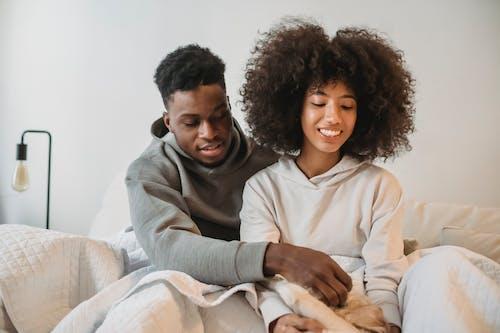 アパート, アフリカ系アメリカ人, インドアの無料の写真素材