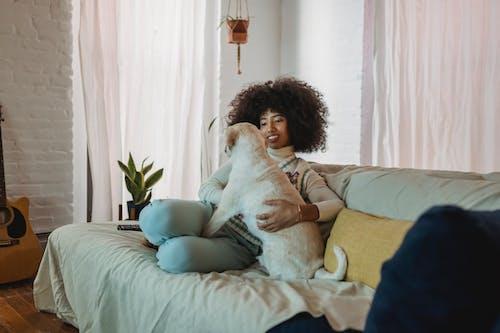 アパート, アフリカ系アメリカ人女性, アフロの無料の写真素材