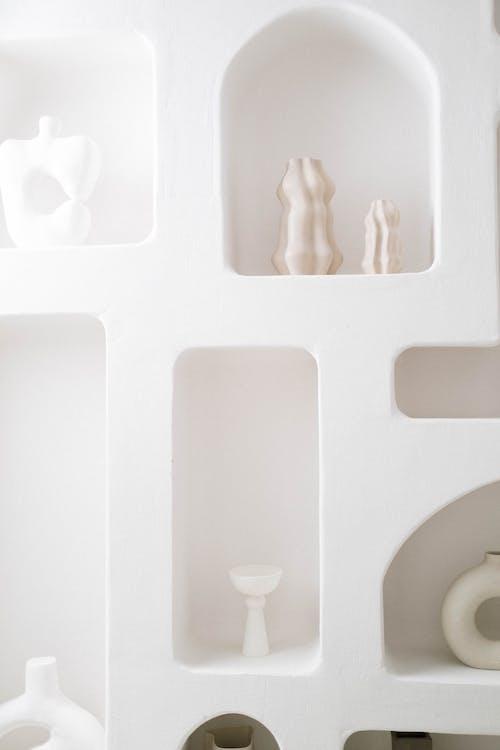 Foto profissional grátis de branco, contemporâneo, decoração