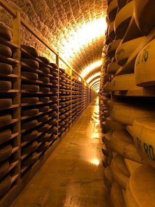 Ingyenes stockfotó alagút, Arany, belső, belsőépítészet témában