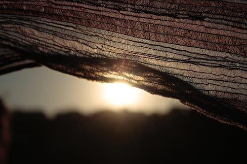 Foto profissional grátis de brilho do sol, mar, sol