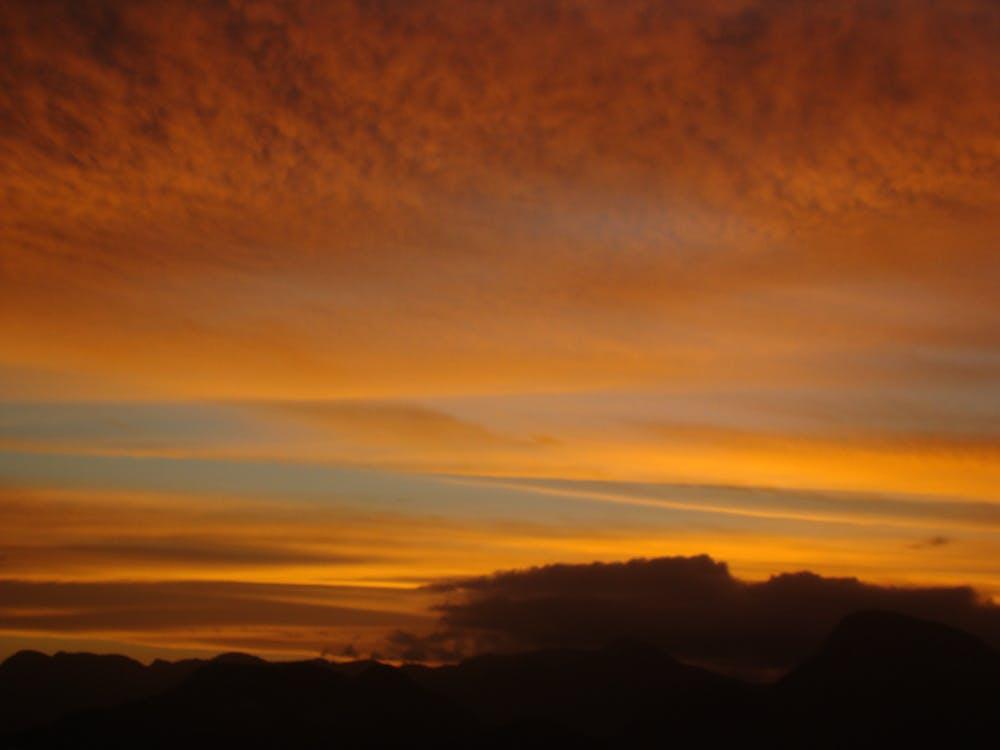 Free stock photo of golden sun, sky, sun