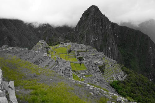 Free stock photo of Huayna Picchu, machu picchu, mountain