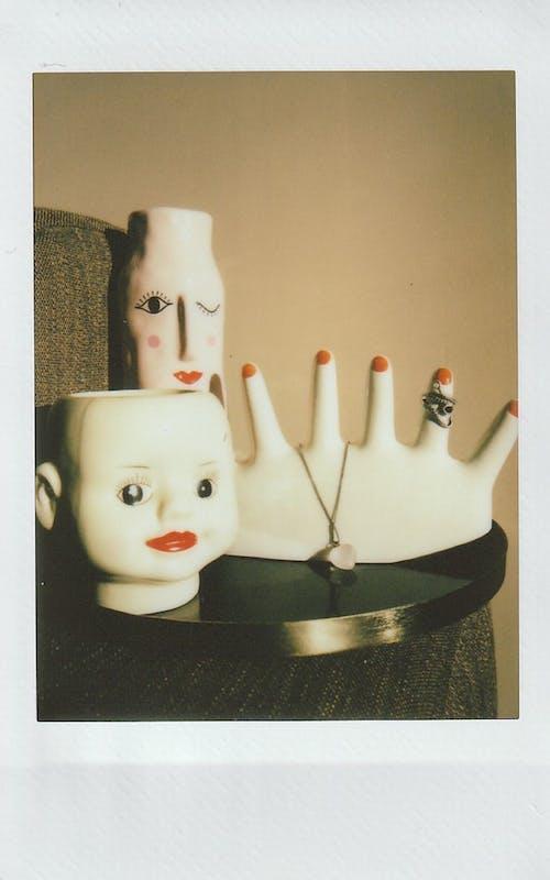 Still Life of Ceramic Decoration