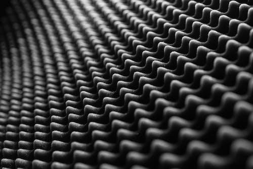 Základová fotografie zdarma na téma abstraktní, čára, černobílá