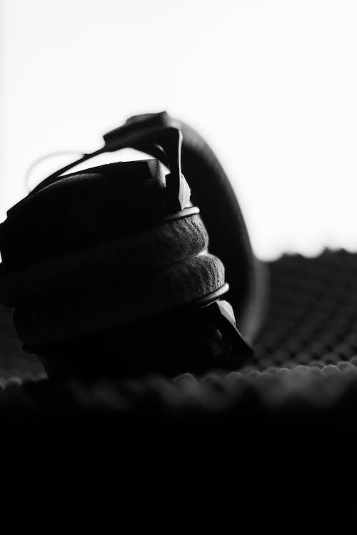 Základová fotografie zdarma na téma domácí studio, head telefonu, helma