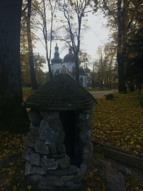 Free stock photo of autumn, monastery, temple