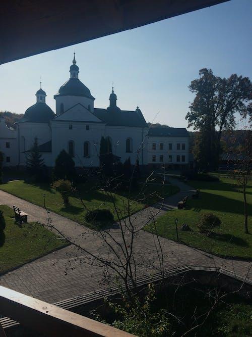 Free stock photo of courtyard, monastery, yard