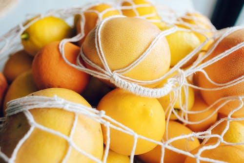 Kostenloses Stock Foto zu faden, früchte, garn