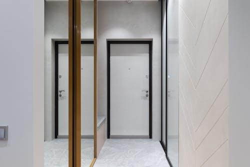 Základová fotografie zdarma na téma apartmán, bílá, čára