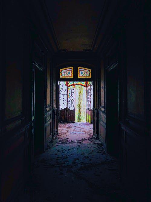 Kostenloses Stock Foto zu dunkel, farbe, farben