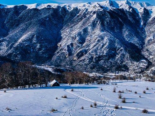 Kostenloses Stock Foto zu alpin, badeort, berg