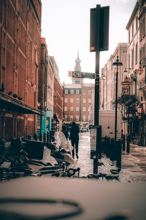 Free stock photo of alley, architecture, blacks
