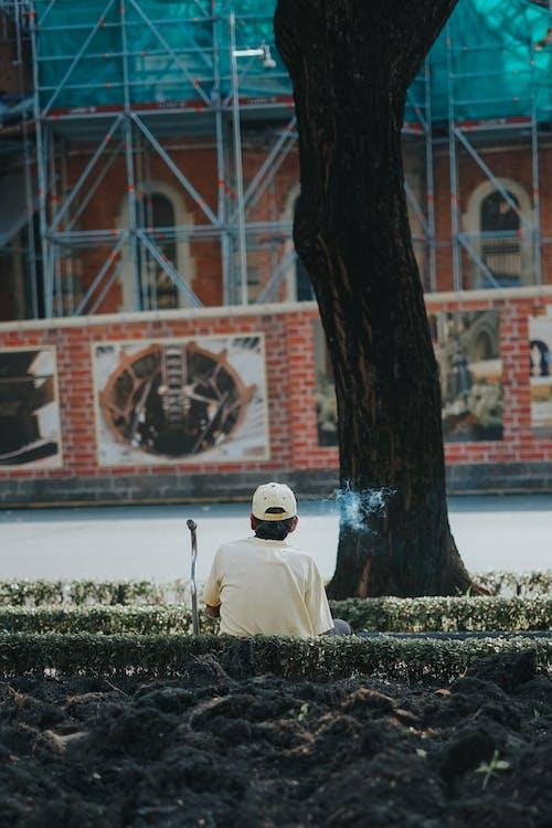 サイゴン, ビンテージ, 一人での無料の写真素材