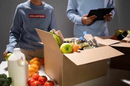 Foto stok gratis amal, barang, buah-buahan