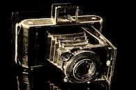 camera, photography, vintage