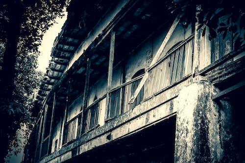 Foto stok gratis rumah kuno, rumah tua
