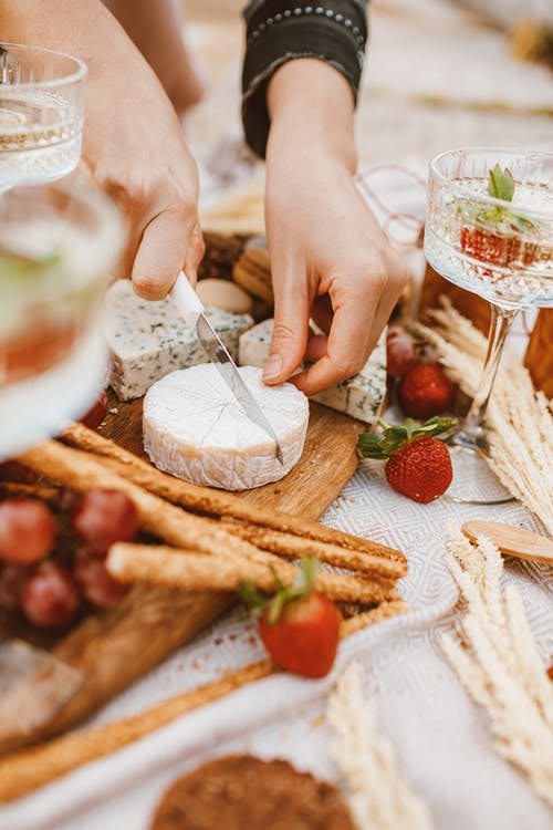 エピキュア, スライス, チーズの無料の写真素材