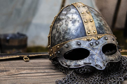 Free stock photo of antique, armor, art