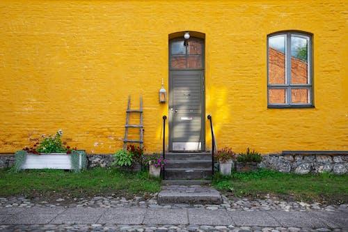 Ilmainen kuvapankkikuva tunnisteilla arkkitehtuuri, etupuoli, ikkuna