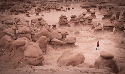 Free stock photo of adult, art, canyon