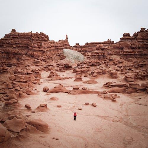 Free stock photo of adventure, arid, canyon